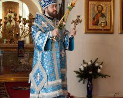 Митрополит Волоколамский Иларион совершил Божественную литургию на Патриаршем Черниговском подворье
